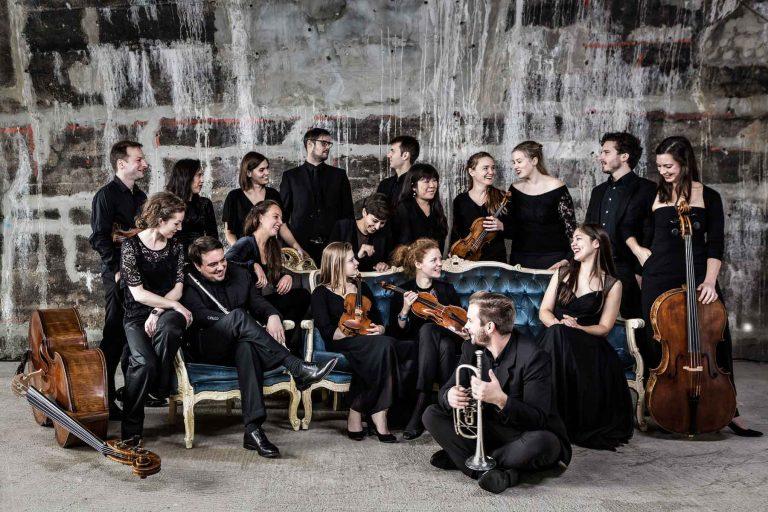 Kammerphilharmonie Frankfurt Orchester Hintergrund