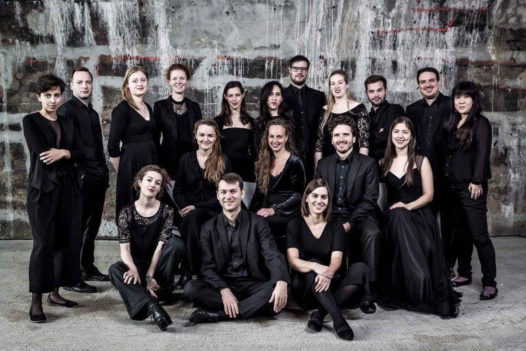 Kammerphilharmonie Frankfurt - Ensembel ohne Instrumente